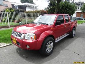 Nissan Frontier Ax 3.0 Diesel Dc Mt 4x4