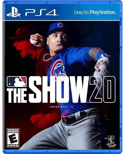 Ps4 Mlb The Show 20 / Baseball / Fisico