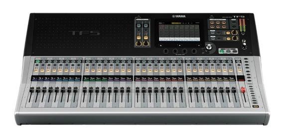 Mesa De Som Digital Yamaha Tf-5