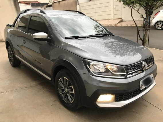 Saveiro 1.6 Cross Cd 16v Flex 2p Manual 63000km