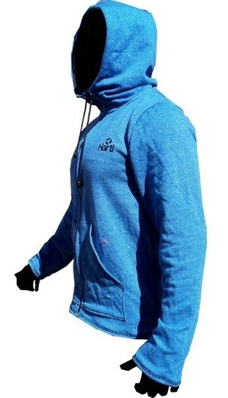 Id369 Buzos Campera Blue Matrix Hartl