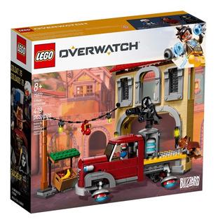 Lego® Overwatch - Batalla Final En Dorado (75972)