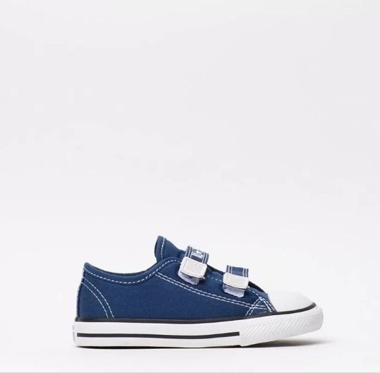 Tênis All Star Kids Marinho Ck05080003 Original C/nota