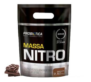 Massa Nitro Probiótica 2520g