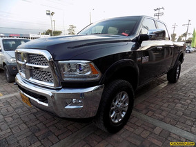 Dodge Ram 2500 Laramie At 5700cc 4x4 6ab Ct