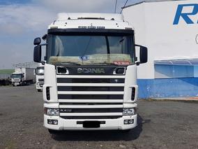 Scania R124 400 2005/05 6x2 Branco (3626)