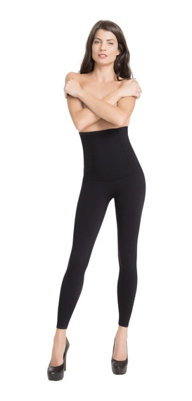 Leggings Control Push Up Ilusion 43961 Comprime Reduce Oi-19