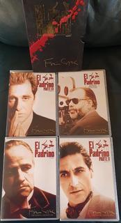 El Padrino Trilogía Restaurada Marlon Brando Pacino Coppola