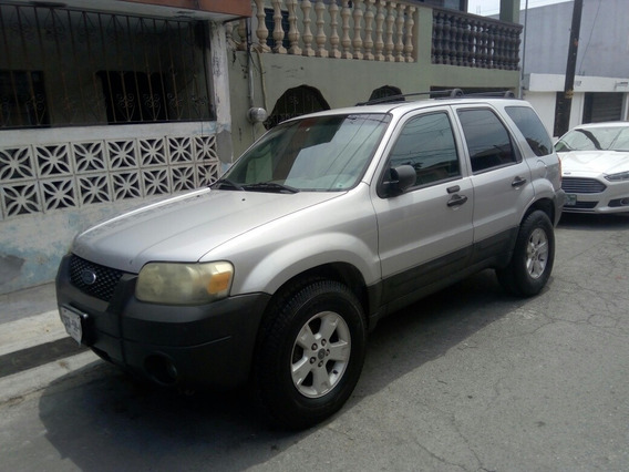 Ford Escape 2005 2.3 Xls Tela L4 153 Hp At
