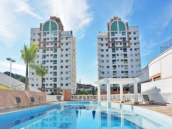 Apartamento No Atiradores Com 3 Quartos Para Locação, 70 M² - 7913