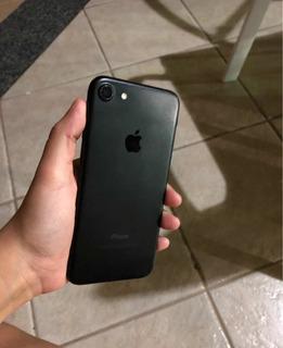 iPhone 7 Normal Preto, 32gb