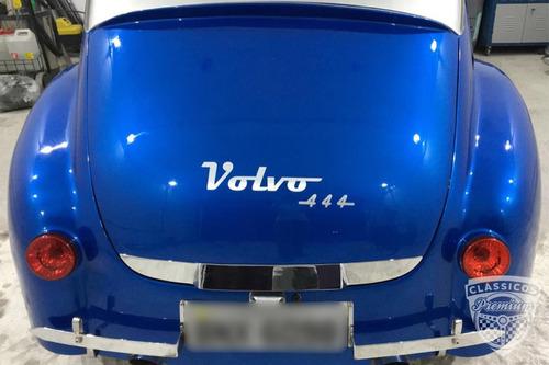 Imagem 1 de 14 de Volvo Pv 444 Coupe 1957 57 - Azul - Antigo - Ar Condicionado