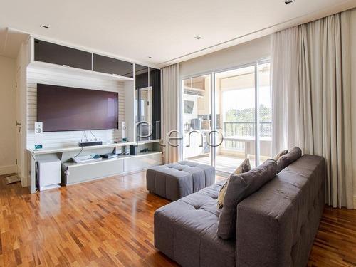 Apartamento À Venda Em Jardim Madalena - Ap026787