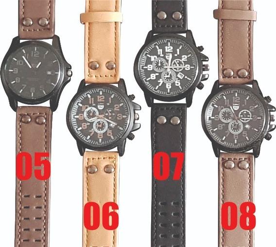 Kit 4 Relógios Por R$119,99!!....aproveite! Promoção!