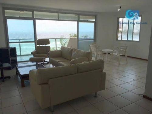 Imagem 1 de 15 de Apartamento À Venda - Praia Das Astúrias - Guarujá. - Ap4483