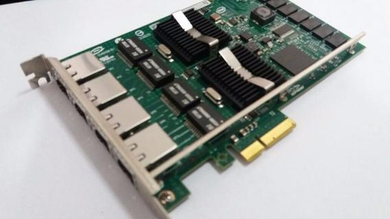 Placa De Rede Intel Pro 1000 Pt Quad Port Expi9404pt