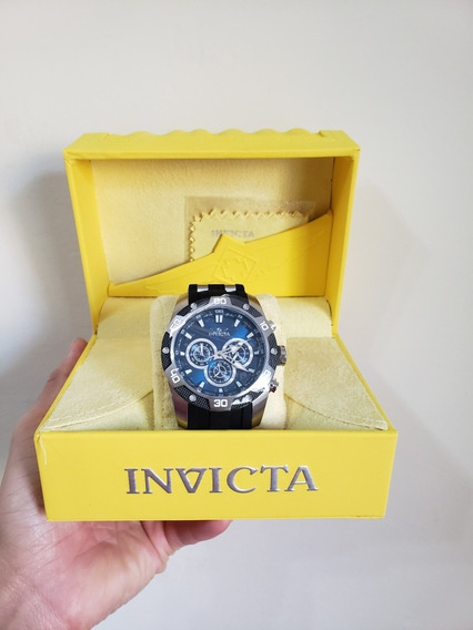 Relógio Invicta Speedway Scuba Quartz 48mm - Mod. 25833