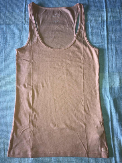 Musculosa Lisa Armani Exchange Mujer Original T.l