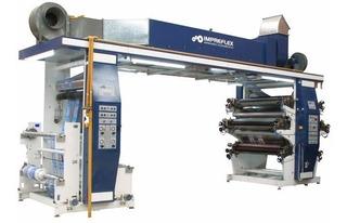 Impresora Flexografica Para Papel, Pe, Bopp.