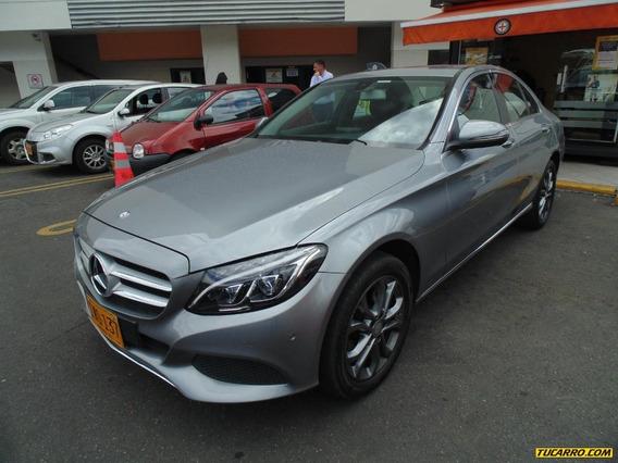 Mercedes Benz Clase C C 180