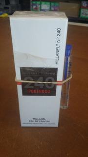Perfumes Millanel Masculino Nº240 Seduction Ant Banderas