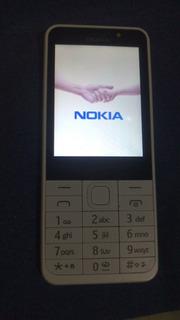Nokia 230 Bloqueado Por Código Pin.