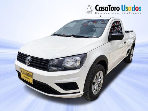 Volkswagen Saveiro Pick Up Mt 4x2 2020 1600cc