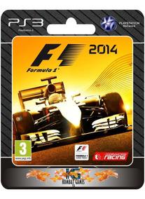 F1 2014 -ps3- (digital) **