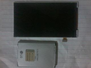 Kit Display + Bateria LG K4 Original