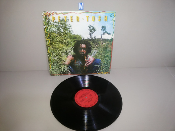 Lp Vinil Peter Tosh - Legalize It ( Raro )