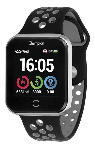 Relógio Smartwatch Champion Bluetooth 4.0 Original Celular