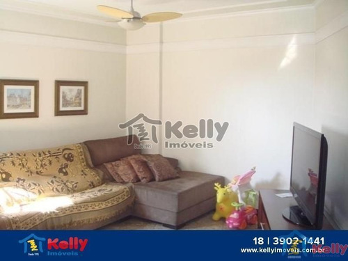 Vende-se Excelente Apartamento Alto Padrao No Edifício Riviera Em Presidente Prudente. - 1189
