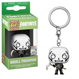 Funko Pop! Keychain: Fortnite - Skull Trooper (36952)