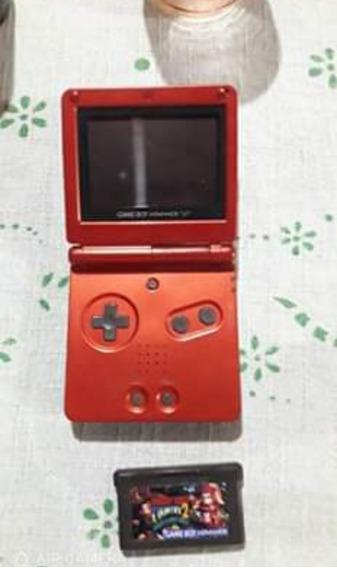 Gameboy Advance Sp Nitendo