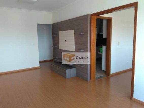 Apartamento Com 4 Dormitórios À Venda, 130 M² Por R$ 549.000 - Jardim Chapadão - Campinas/sp - Ap7027