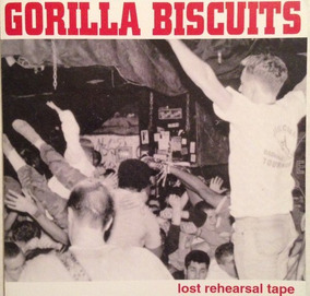 Gorilla Biscuits - Lost Rehearsal Tape - Cd - Importado!