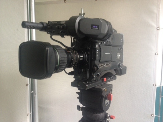 Xdcam Hd Camcorder Pdw-f350