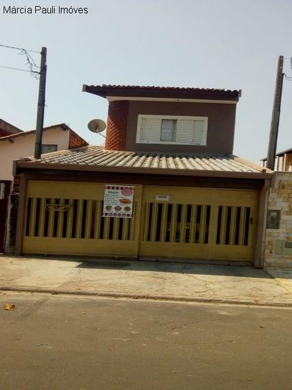 Casa No Bairro Hortolândia - Jundiaí/sp. - Ca02854 - 34480967
