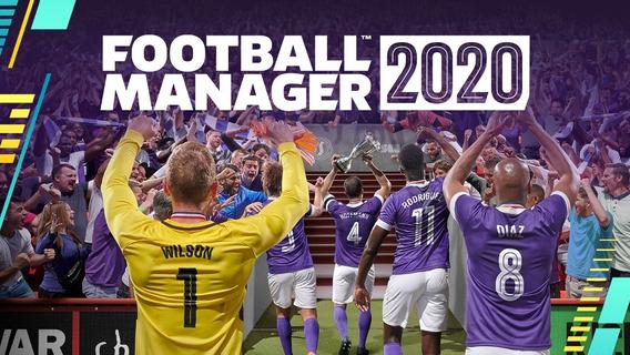 Football Manager 2020 - Steam Original (off)