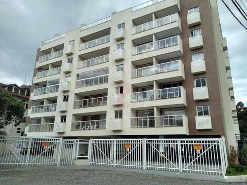 Imagem 1 de 30 de Apartamento Com 3 Dormitórios À Venda, 150 M² Por R$ 770.000,00 - Alto - Teresópolis/rj - Ap0645