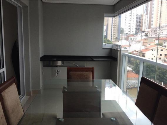 Apartamento Residencial À Venda, Anália Franco, São Paulo - Ap11031. - Ap11031