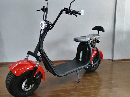 Moto Rueda Ancha Spy City Coco Golf Country Electrico 50km A