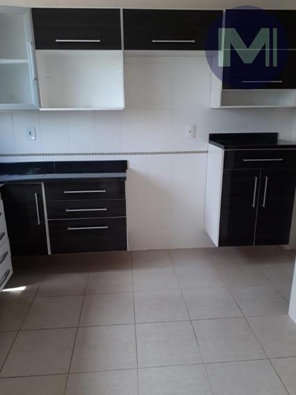 Apartamento Com 3 Dormitórios Para Alugar, 90 M² Por R$ 1.400,00/mês - Parque Campolim - Sorocaba/sp - Ap1001