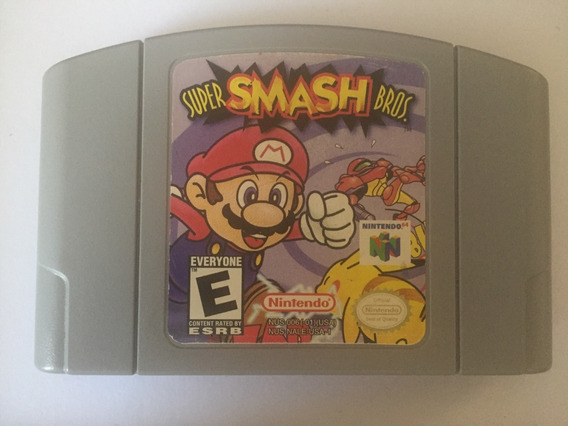 Super Smash Bros Nintendo 64