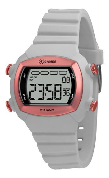 Relógio Feminino X Games Xlppd050 Bxgx - Refinado