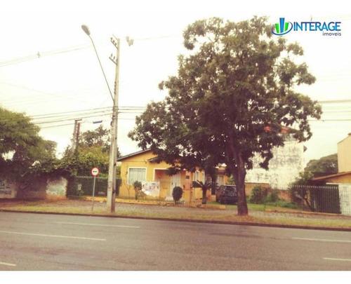 Terreno À Venda, 428 M² Por R$ 848.000,00 - Portão - Curitiba/pr - Te0191