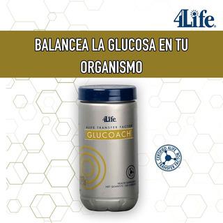 4life Transfer Factor Glucoach - Regula Metabolismo Glucosa
