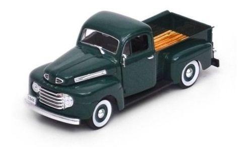 1948 Ford F-1 Pickup Verde - Escala 1:32 - Signature Models