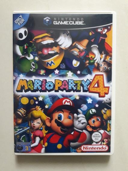 Mario Party 4 Game Cube