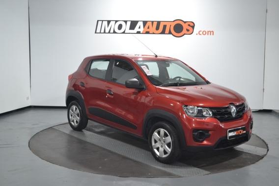 Renault Kwid 1.0 Zen M/t